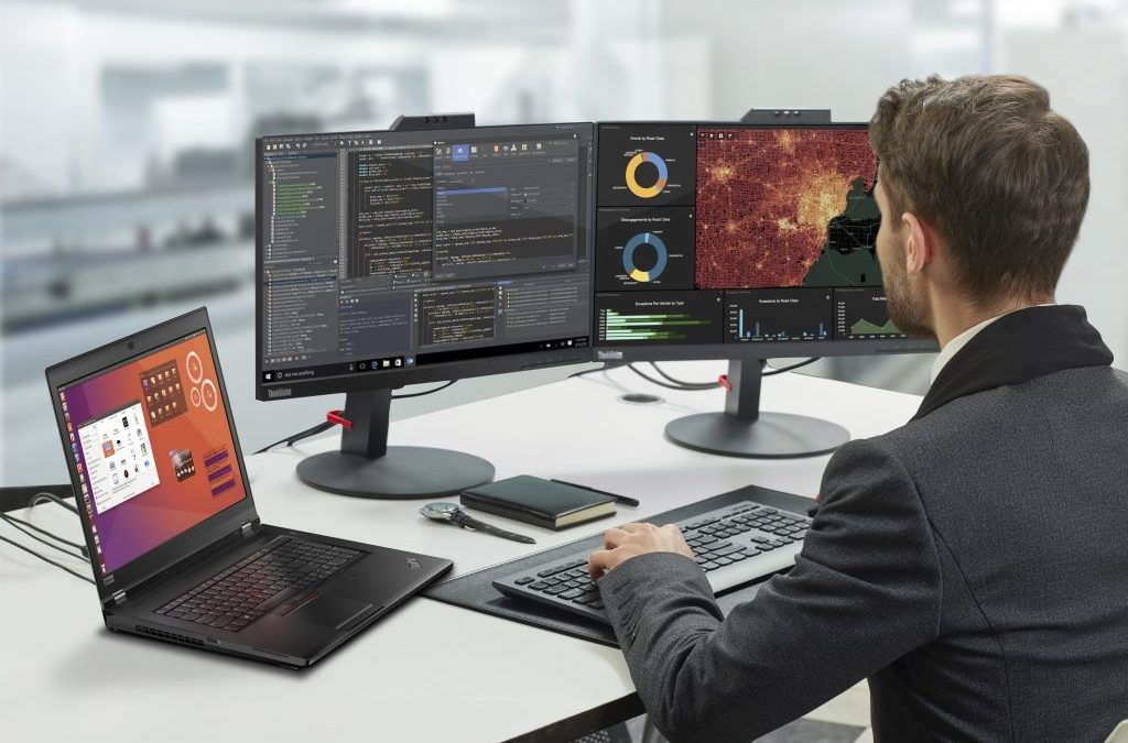 Lenovo Unveils New ThinkPad P Series Portfolio with World's Most Powerful 15-Inch Mobile Workstation