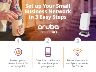 Set Up Your Small Business Network in 3 Easy Steps